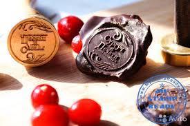 печать онлайн из шоколада